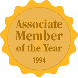 PMA Associate Member of the Year: 1994