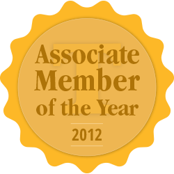 PMA Associate Member of the Year: 2012